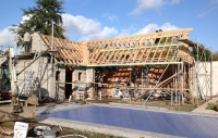 poolhouse dak 1